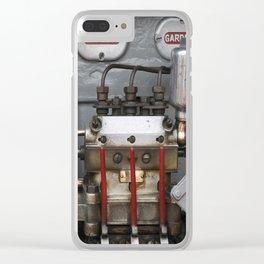 Tasty Diesel Clear iPhone Case