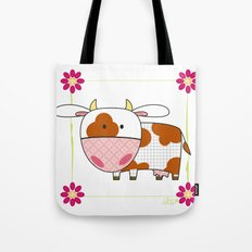 Little cow Tote Bag