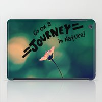 journey iPad Cases featuring Journey by RDelean