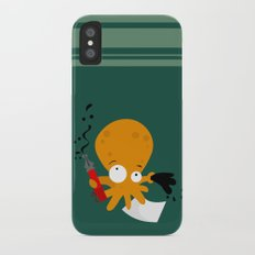 octopus Slim Case iPhone X