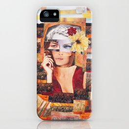 Freckle time iPhone Case