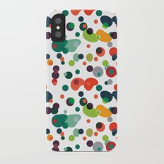 Spotted iPhone X Slim Case