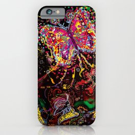 Metamorphoses iPhone Case