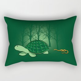 Be Proud of Who You Are - ( TMNT Turtle ) Rectangular Pillow