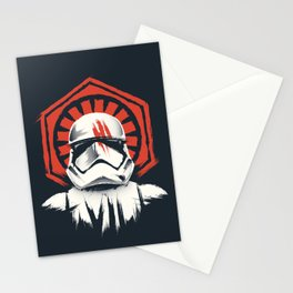 First Order Stationery Cards