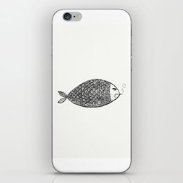 Fishy iPhone Skin
