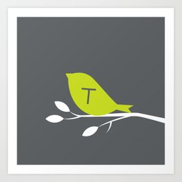 T1 Art Print