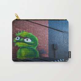 Oscar in the Alley Carry-All Pouch