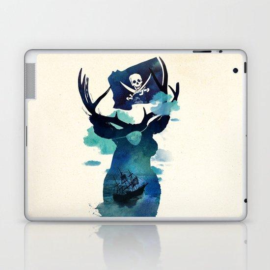Captain Hook Laptop & iPad Skin