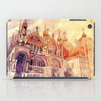 takmaj iPad Cases featuring Venezia by takmaj