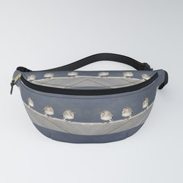 Wagtail chicks Fanny Pack
