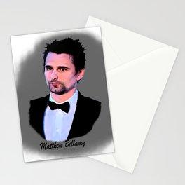 matthew bellamy 006 Stationery Cards