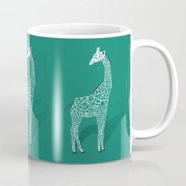 Animal Kingdom: Giraffe III Coffee Mug