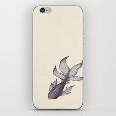 Just Keep Swimming iPhone Skin