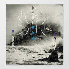 distant sounds Canvas Print