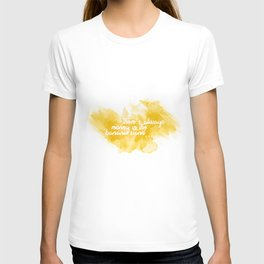 there's always money in the banana stand T-shirt