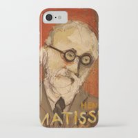 matisse iPhone & iPod Cases featuring 50 Artists: Henri Matisse by Chad Beroth