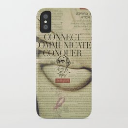 Vanity iPhone Case
