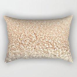 GOLD GOLD GOLD Rectangular Pillow