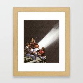 Outta This World  Framed Art Print
