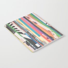 STRIPES 40 Notebook