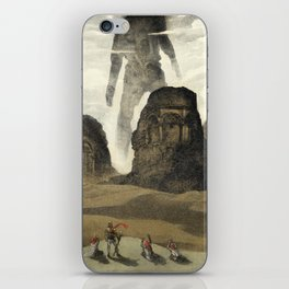 The Old gods iPhone Skin