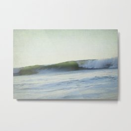 Vintage Surf Metal Print