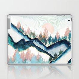 Winter Forest Laptop & iPad Skin