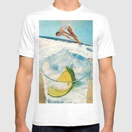 Rum on the Rocks T-shirt