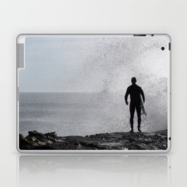 no fear Laptop & iPad Skin