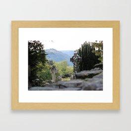Wicklow, Ireland Framed Art Print