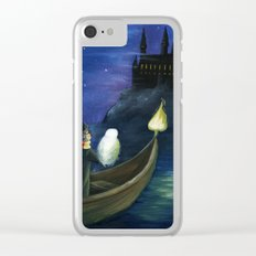 Harry's Journey Clear iPhone Case
