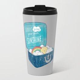 Always bring your own sunshine Travel Mug