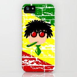 Reggae Kazoo iPhone Case