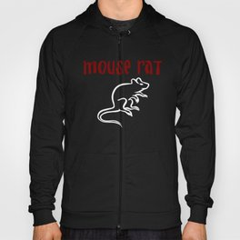 Mouse Rat Hoody