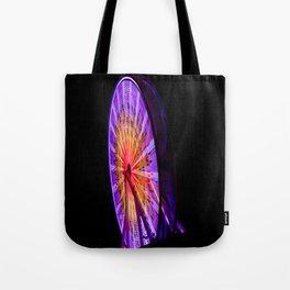 The Wheel. Tote Bag