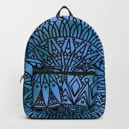 Shifting Currents - LaurensColour Backpack