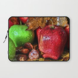 Apple Chestnuts Laptop Sleeve