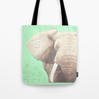 om Tote Bags featuring OM... by Ninamelusina