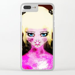 Do You Want To? Clear iPhone Case