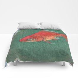 Goldfish #3 Comforters