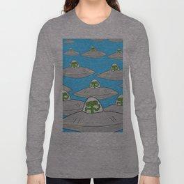 Aliens Long Sleeve T-shirt