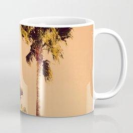 POPPY PALM TREES no1 Coffee Mug