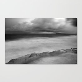 Rough Seas Canvas Print