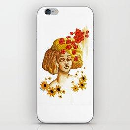 Sun Kissed Season iPhone Skin