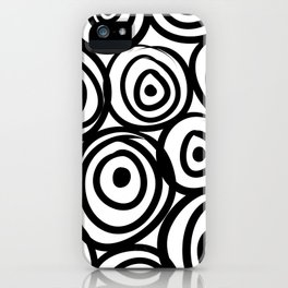 the ink blots 2 iPhone Case