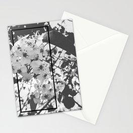 Two (Hazy Eyes) B&W Variant Stationery Cards