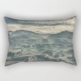 Colca Valley, Arequipa Peru Rectangular Pillow
