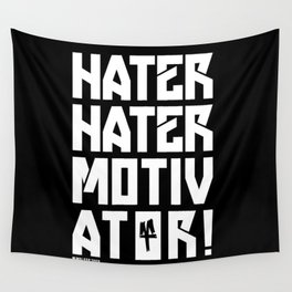 Hater Wall Tapestry