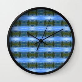 Skywater Wall Clock